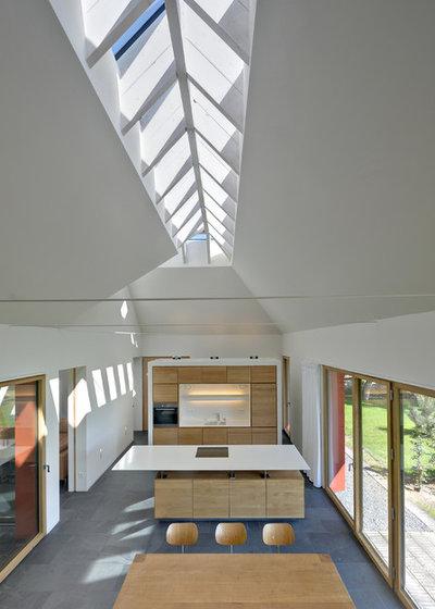 Modern Küche by Möhring Architekten