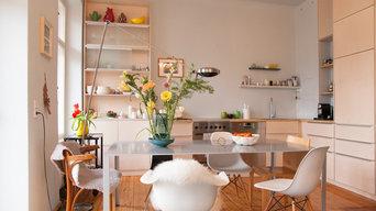 Neue Küche in Prenzlauer Berg