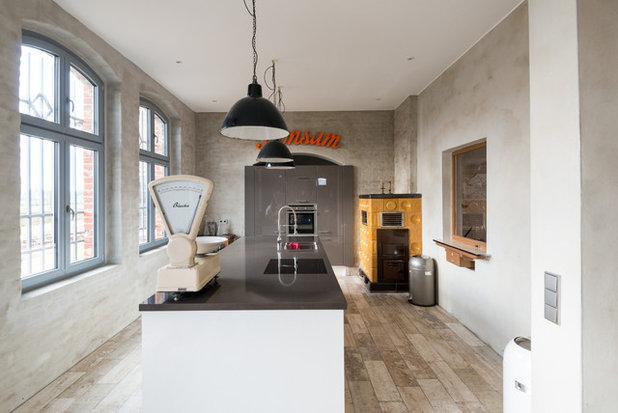 Modern Küche by Kate Jordan Photo