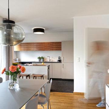 offene Küchengestaltung