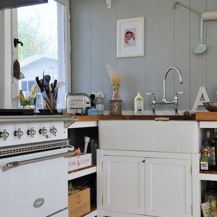 Cucina shabby-chic style Monaco di Baviera - Foto e Idee per ...