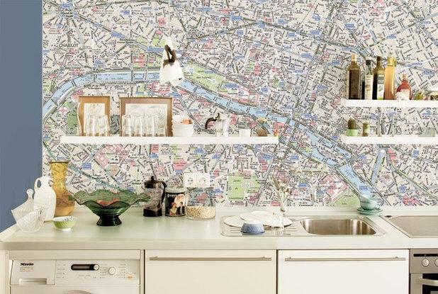 Kitchen by EXTRATAPETE