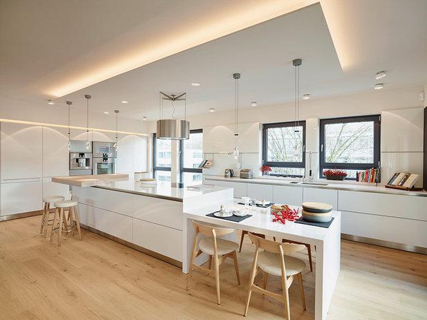 Contemporaneo Cucina by HONEYandSPICE innenarchitektur + design