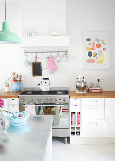 Eclectic Kitchen by Callwey