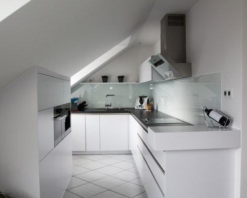Kleine Küchen in U-Form Ideen, Design & Bilder | Houzz