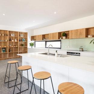 Scandinavian kitchen in Geelong.