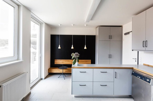 Skandinavisk Køkken by DOCK Architekten