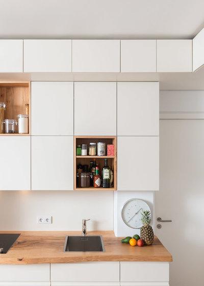 Modern Küche Präzise gefügte Küche