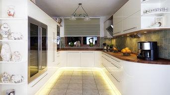 Premium-Küche