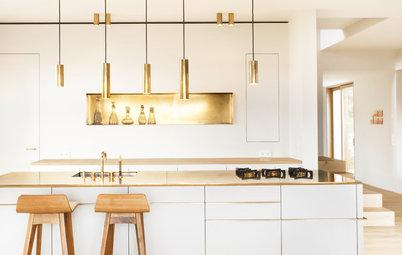 13 ideas de decoración para tener una cocina de lujo sin esfuerzo