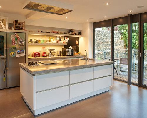 Innenarchitektur offene küche  Offene Küche - Ideen & Bilder