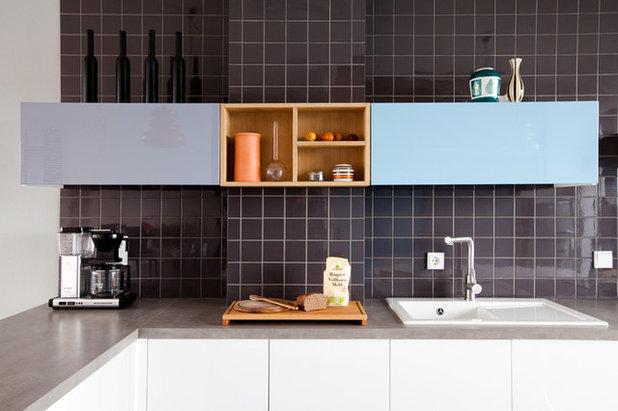 Contemporary Kitchen by studio ziben