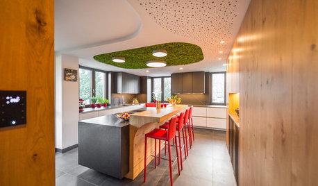 Mangiare! Eine Küche in den Farben von bella Italia