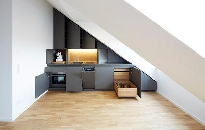 Cocinas pequeñas: Soluciones compactas para espacios reducidos