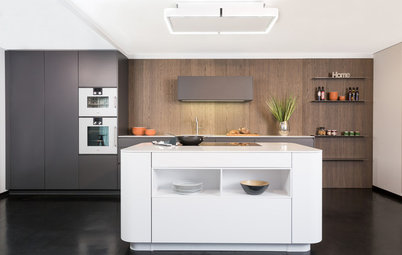 Bright Ideas for An Easy-to-Clean Kitchen