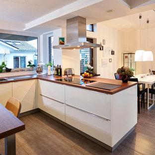 Moderne Kuchen In U Form Ideen Design Bilder Houzz