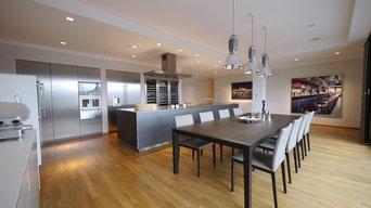 Realisierte Küchenträume