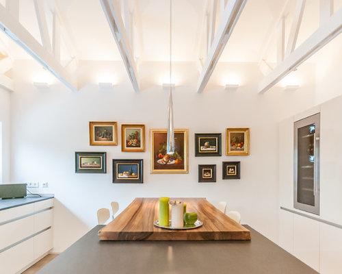 Moderne Wohnküchen moderne wohnküchen ideen design bilder houzz