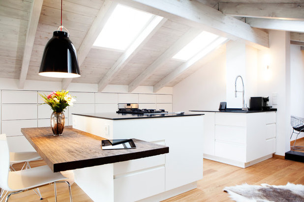 Dachgeschoss Küche 11 einrichtungstipps für küchen im dachgeschoss mit ausblick