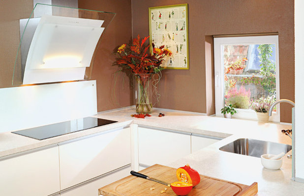 Modern Küche by Grambow & Widmer