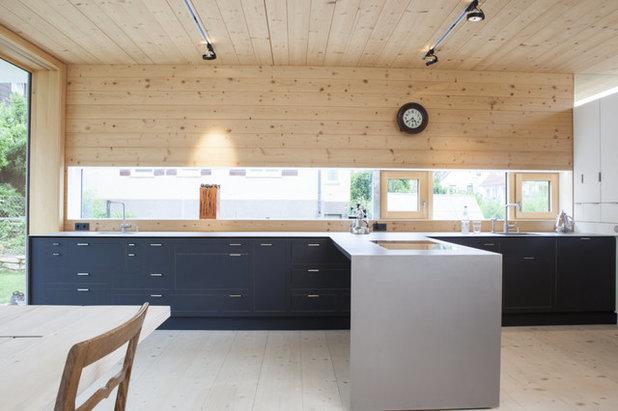 Skandinavisch küche by echt zwinz raum und möbel