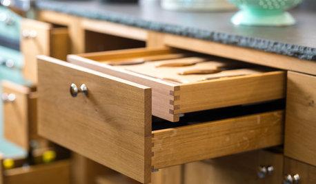 Clevere Lösungen für mehr Stauraum in der Küche