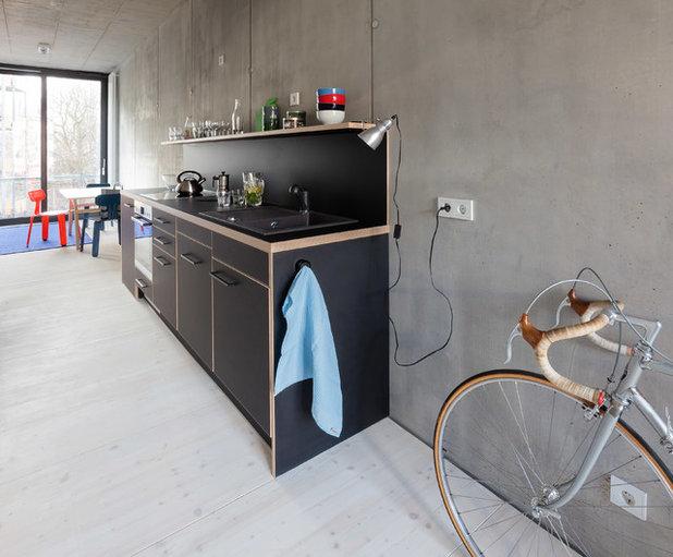 Industrial  Küche by Katja Söchting interior design