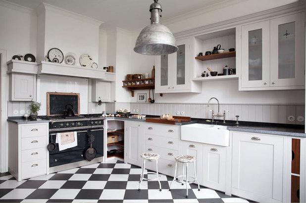 Landhausstil Küche By Woodworker GmbH ...