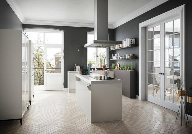 le charme discret des cuisines allemandes. Black Bedroom Furniture Sets. Home Design Ideas