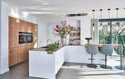 8 Küchen, die unterschiedlicher kaum sein könnten