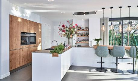 Neu auf Houzz: 8 Küchen, die unterschiedlicher kaum sein könnten