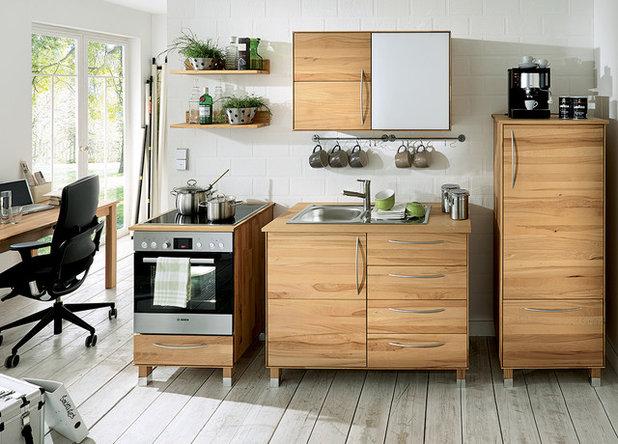 Modern Küche by allnatura