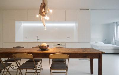 Zu Tisch! Style-Regeln für alte Holztische