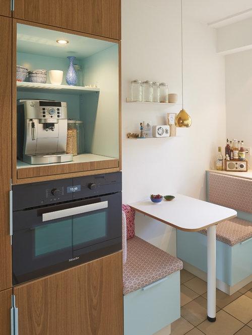 kleine skandinavische wohnk chen ideen design bilder houzz. Black Bedroom Furniture Sets. Home Design Ideas