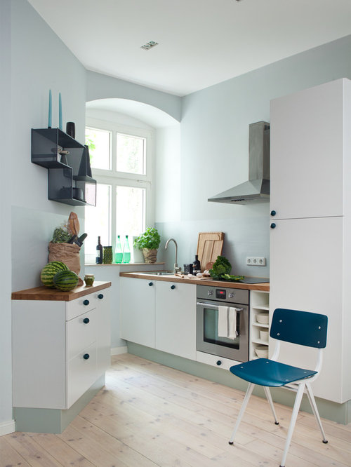 k chen mit k chenr ckwand aus glas und unterbauwaschbecken ideen bilder. Black Bedroom Furniture Sets. Home Design Ideas