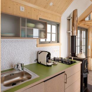 Urige Küche in Sonstige
