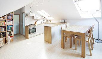 Tische für Ess- und Küchenbereiche