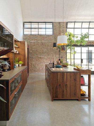 Industriel Cuisine by Concept Naturhaus