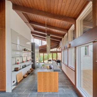 Rustikale Küche in Sonstige