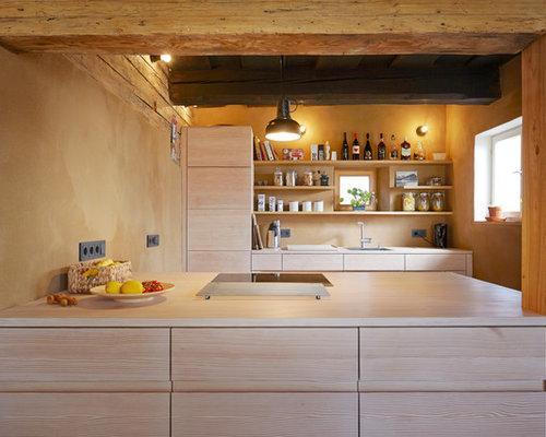 Rustikale Küchen Ideen & Bilder | {Küchenblock freistehend rustikal 49}