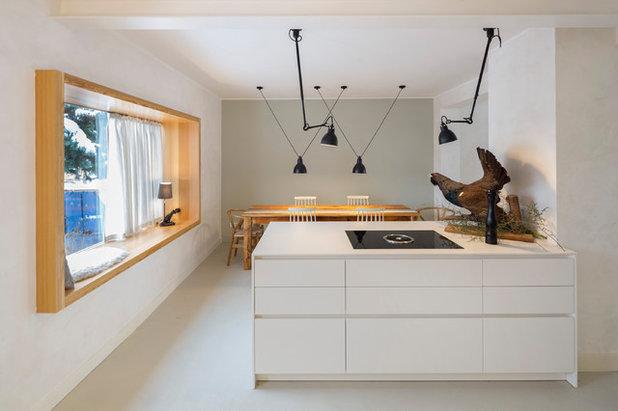 Skandinavisch Küche by CARLO Berlin - Architektur & Interior Design