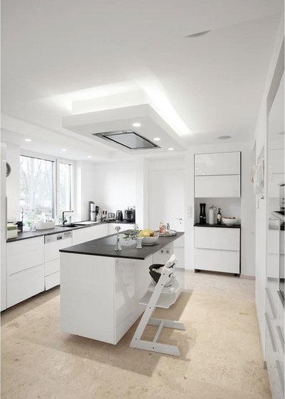 Modern Küche by Nehse & Gerstein Architekten BDA