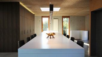 Umbau+Komplettausstattung Loft: Kochen, Wohnen, Arbeiten, Schlafen und Bad