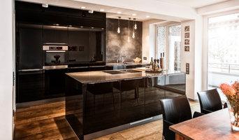 Umbau zu einer offenen Küche