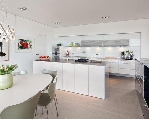 Küchen mit Kücheninsel Ideen & Bilder