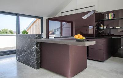 7 Wohnküchen so individuell wie ihre Nutzer