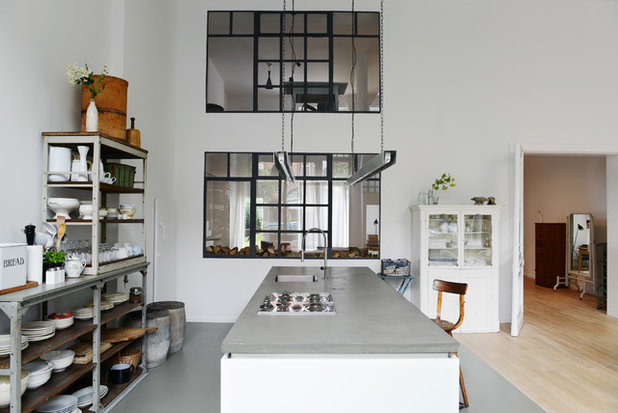 Scandinavian Kitchen by Studio Swen Burgheim