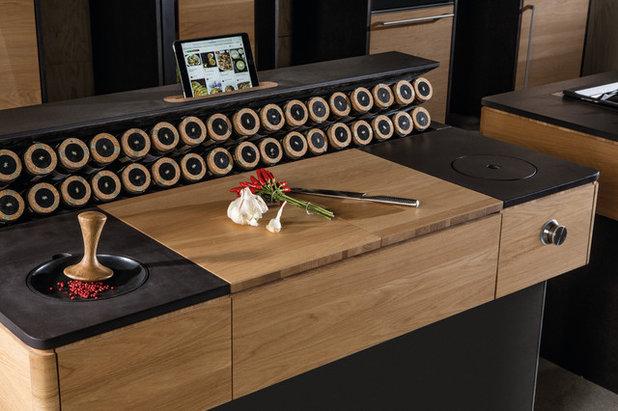Modern Küche by formquadrat gmbh