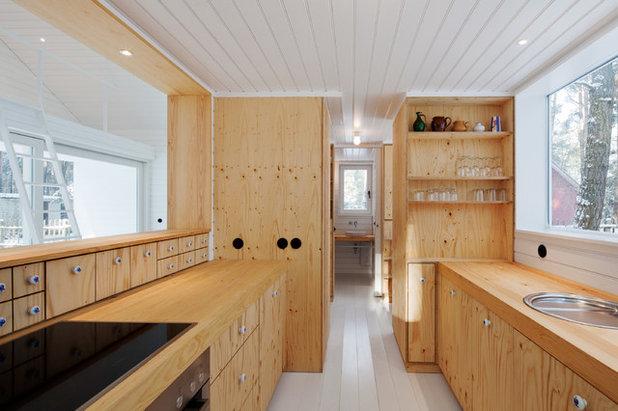 Skandinavisk Køkken by Atelier ST