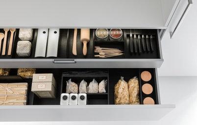9 wirklich praktische Aufbewahrungs-Tipps für die Küche